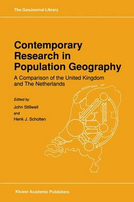 Contemporary Research in Population Geography: A Comparison of the United Kingdom and The Netherlands