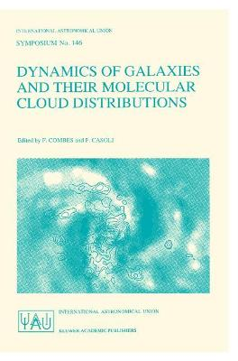 Dynamics of Galaxies and Their Molecular Cloud Distributions