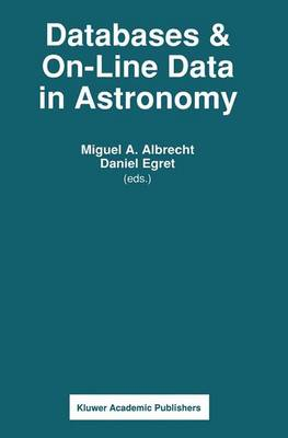 Data Bases and On-line Data in Astronomy