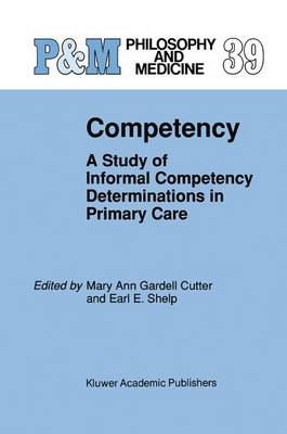 Competency: A Study of Informal Competency Determinations in Primary Care