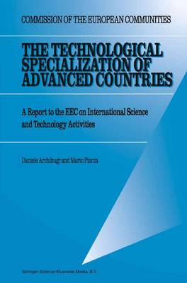 The Technological Specialization of Advanced Countries: A Report to the EEC on International Science and Technology Activities