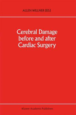 Cerebral Damage Before and After Cardiac Surgery