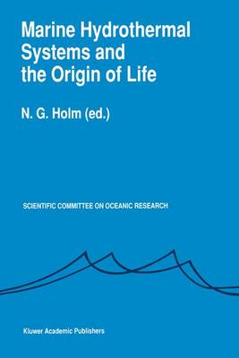 Marine Hydrothermal Systems and the Origin of Life: Report of Working Group 91