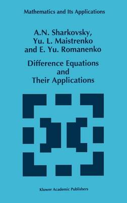Difference Equations and Their Applications