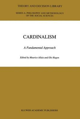 Cardinalism: A Fundamental Approach