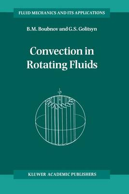 Convection in Rotating Fluids