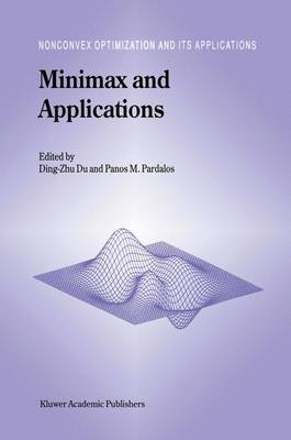 Minimax and Applications