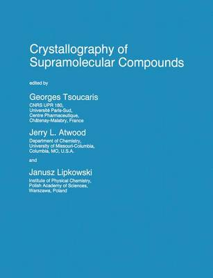Crystallography of Supramolecular Compounds