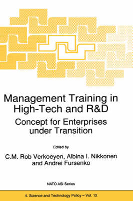 Management Training in High-Tech and R&D: Concept for Enterprises under Transition