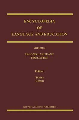 Encyclopedia of Language and Education: Second Language Education