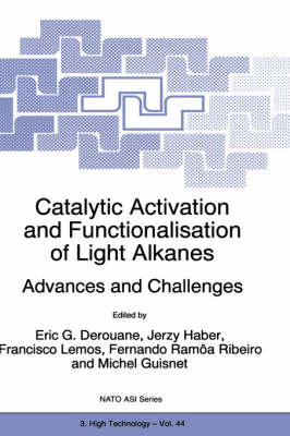 Catalytic Activation and Functionalisation of Light Alkanes: Advances and Challenges