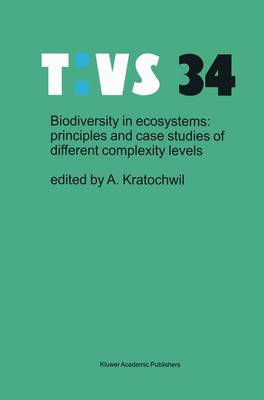 Biodiversity in ecosystems: principles and case studies of different complexity levels