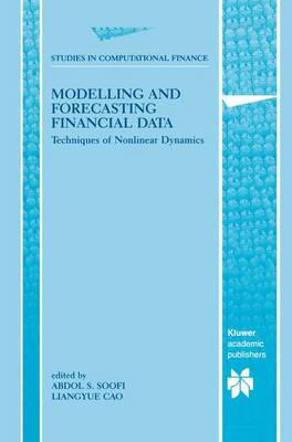 Modelling and Forecasting Financial Data: Techniques of Nonlinear Dynamics