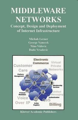 Middleware Networks: Concept, Design and Deployment of Internet Infrastructure