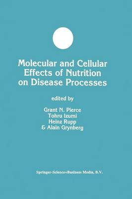 Molecular and Cellular Effects of Nutrition on Disease Processes