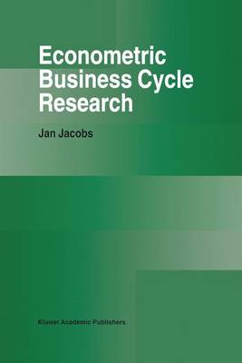 Econometric Business Cycle Research
