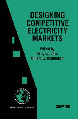 Designing Competitive Electricity Markets