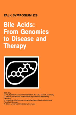 Bile Acids: From Genomics to Disease and Therapy