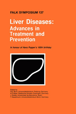 Liver Diseases: Advances in Treatment and Prevention