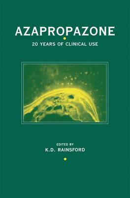 Azapropazone: 20 years of clinical use