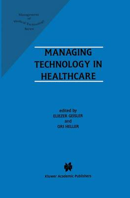 Managing Technology in Healthcare