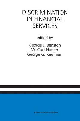 Discrimination in Financial Services: A Special Issue of the Journal of Financial Services Research