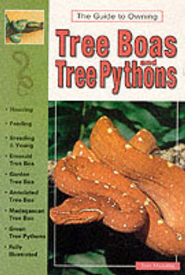 The Guide to Owning Tree Boas and Tree Pythons