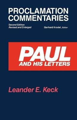 Paul and His Letters