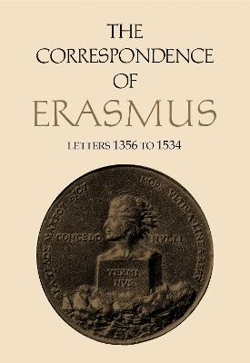 The Correspondence of Erasmus: Letters 1356 to 1534 (1523-1524)