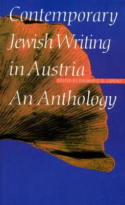 Contemporary Jewish Writing in Austria: An Anthology