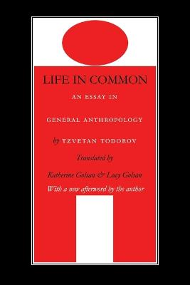 Life in Common: An Essay in General Anthropology