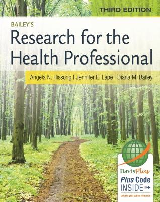 Research for the Health Professional 3e