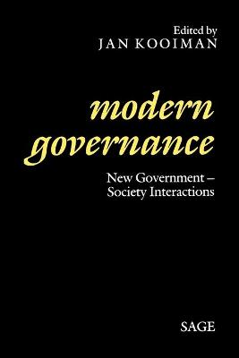 Modern Governance: New Government-Society Interactions