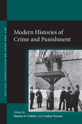 Modern Histories of Crime and Punishment