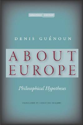 About Europe: Philosophical Hypotheses