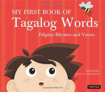 My first book of Tagalog words: Filipino ryhmes and verses