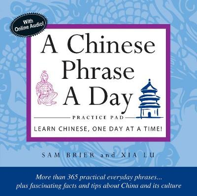 A Chinese phrase a day pad