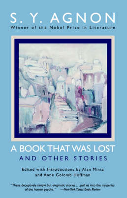 Book That Was Lost and Other Stories