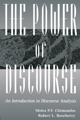The Power of Discourse: An Introduction To Discourse Analysis