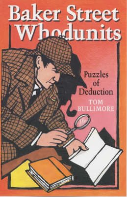 Baker Street Whodunits: Puzzles of Deduction
