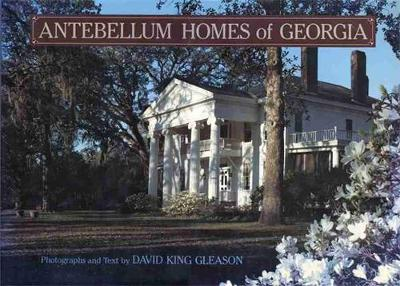 Antebellum Homes of Georgia