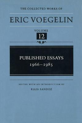 The Published Essays, 1966-85: Vol 12