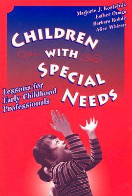 Children with Special Needs: Lessons for Early Childhood Professionals