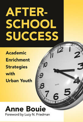 After-school Success: Academic Enrichment Strategies with Urban Youth