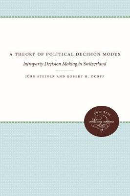 A Theory of Political Decision Modes: Intraparty Decision Making in Switzerland