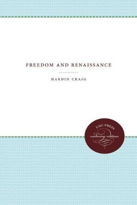 Freedom and Renaissance