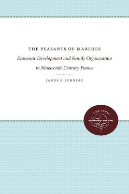 The Peasants of Marlhes: Economic Development and Family Organization in Nineteenth-Century France