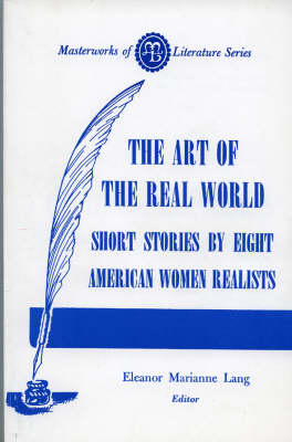 Art of the Real World: Eight American Women Realists