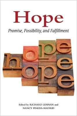 Hope: Promise, Possibility, and Fulfillment