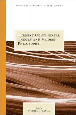 Current Continental Thought and Modern Philosophy
